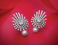 diamond jewellery product photoshoot
