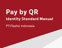 Pay by QR - Payment method logo branding