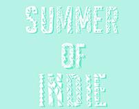 Spotify- Summer of Indie