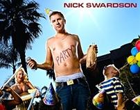NICK SWARDSON PARTY