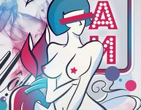 """Một Lằn"" Artwork for Sex Issue   Hifi Magazine"
