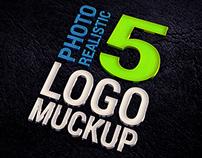 http://graphicriver.net/item/5-logo-mock-ups/4655571