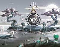 Computer Arts Wallpaper