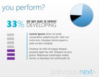 Microsoft - Interactive form