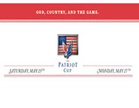 Patriot Cup invitation