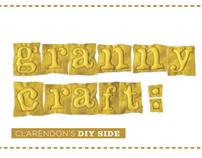 Granny Craft: Expressive Typeface