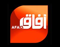 AFAQ Satellite Channel Logo