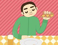 Fortune Food app
