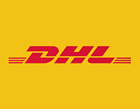 """DHL """"YES WE CAN DELIVER!"""""""