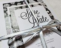Fairy Tale Wedding Stationery