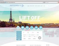 Artemis Air: Airline Rebrand
