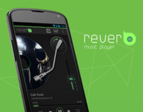 Reverb - Android Music Player