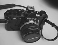 Olympus OM2 Black & White