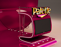Palette. (Booth)..
