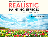 Realistic Painting Effects