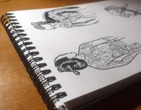 Sketch Book Vol.1