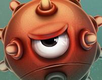 BellyFish - iphone/ipad game