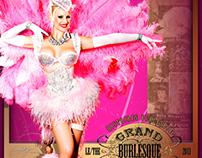 The GRAND BURLESQUE show 2013