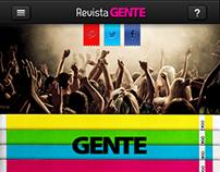 RevistaGENTE Mobile App