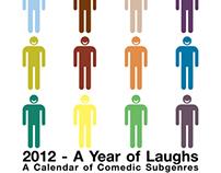 UMBC - Comedy Film Subgenre Calendar Project