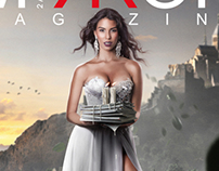 Mirror Magazine cover (2 anniversary)