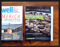 Dwell Magazine Ad Spots
