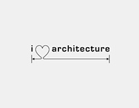 The I Love Architecture Annual Giving Campaign