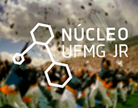 Logo Núcleo UFMG Jr.