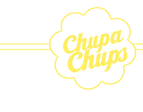 Typeface Inspired by the ChupaChups Logo