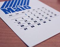 Calendários 2013 [school project]