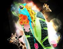 Nike Lunarfly: Sole Power