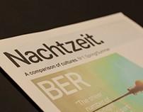Nachtzeit. A comparison of cultures