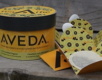 Aveda Tea Package Redesign Concept