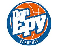 Re-diseño Logotipo Academia Basketbol Don Epy