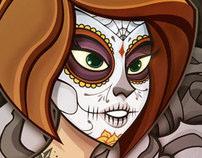Death Femme / el Diablo Magazine #11