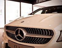 Mercedes-Benz Concept Store