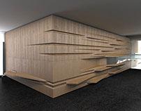 Tarkeeb Design-Build Wall