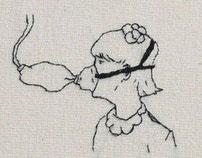 Thread illustrations