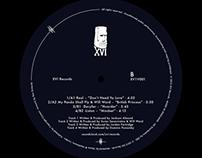 XVI Records - Identity & Artwork