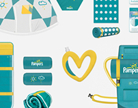 Pampers; Brand Extension