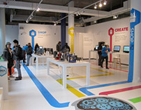 3DEA, 3D Printing 4-week Holiday Pop-Up in Midtown, NYC