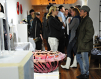 Art & Alchemy 3D Printing Fine Arts Exhibit, LES