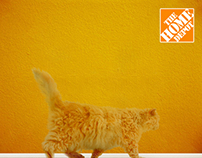 The Home Depot - #DigIn to Spring with Richard the Cat