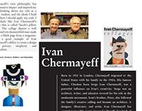 History of Graphic Design – Ivan Chermayeff