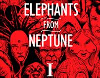 Elephants From Neptune digital EP I cover