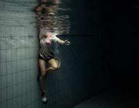 Underwater skate