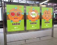 Oxfam Hong Kong: GROW