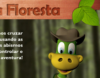 Danoninho | Game - Aventura na Floresta