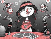 Fortune Tarot Teller