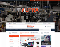 ALPHA - The Perfect Online Market